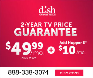 Order New Service from DISH