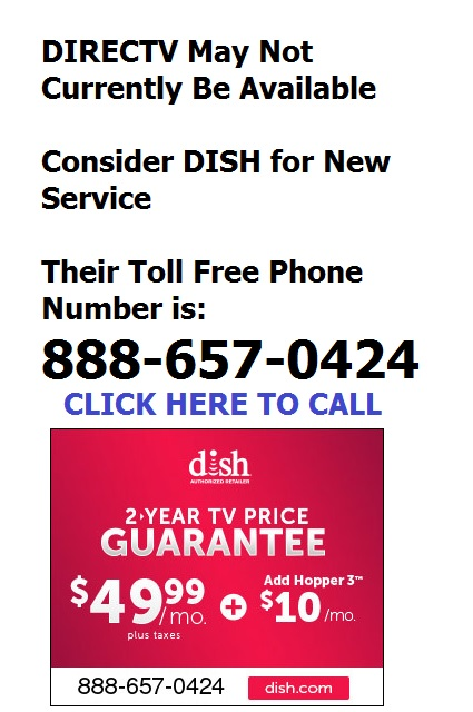 DISH phone number